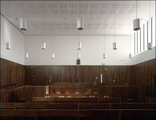 Ceiling Lights Limerick : Limerick civic precinct passivehouseplus ie