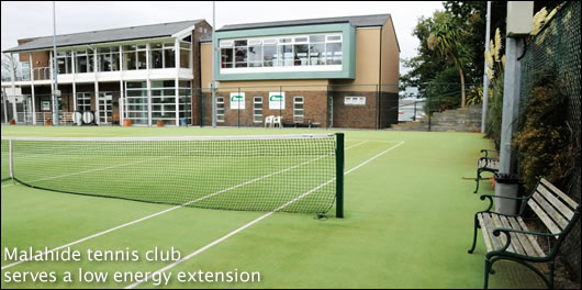 Malahide Tennis Club
