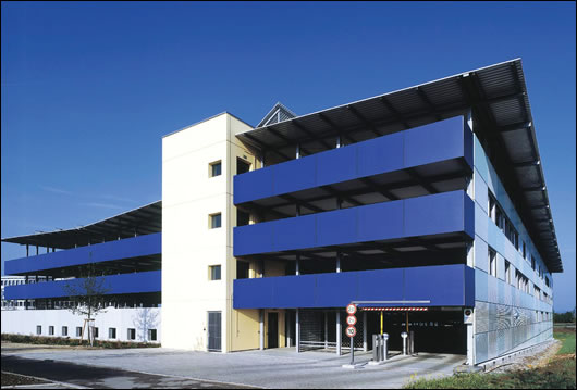 Energon office building, Ulm, Germany